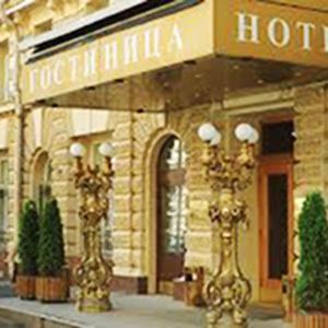 Гостиницы Первомайского