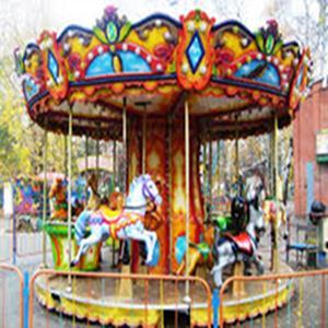 Парки культуры и отдыха Первомайского