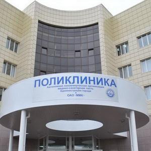 Поликлиники Первомайского